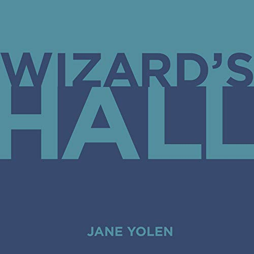 Wizard's Hall audiobook cover art