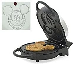 villaware mickey waffle maker