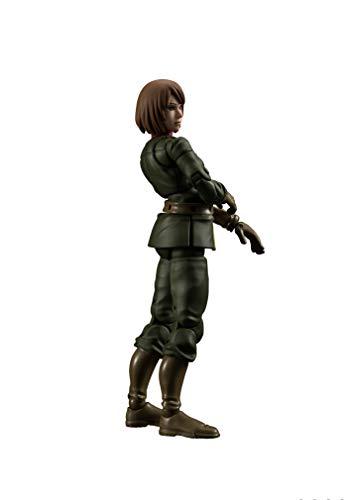 ジャブローで撃ち落とされた女ジオン兵が…