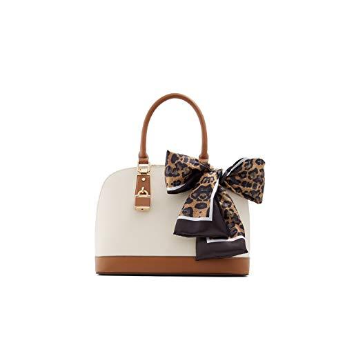 ALDO Yilari Dome Satchel Handbag, Other Dark Beige