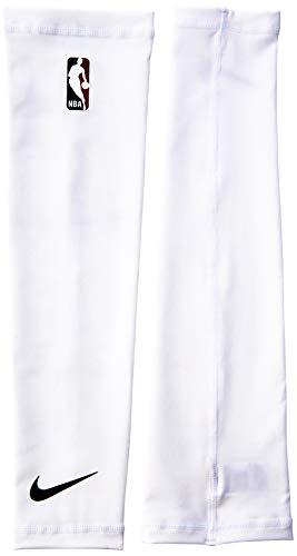 ナイキ(NIKE) ナイキ シュータースリーブ NBA NB3001-101S/M ホワイト