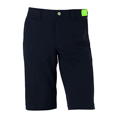 ALBERTO Herren Golfhose Bermuda Shorts Master 3xDry in Blau/Dunkelblau Größe 48