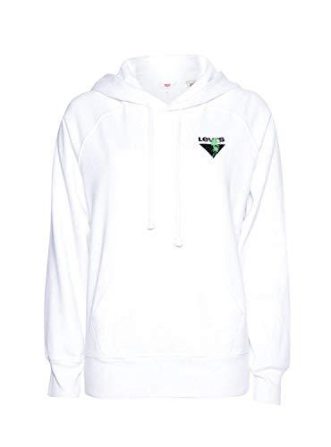 Levi´s Graphic Sport Damen Hoodie Kapuzenpullover, Größen Textil:XS