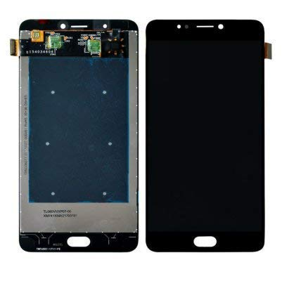 Gionee A1 LCD Display with Touch Screen Digitizer Glass Combo (Black)