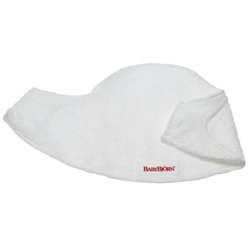BabyBjörn 031021 Bavaglino per Marsupio Bianco