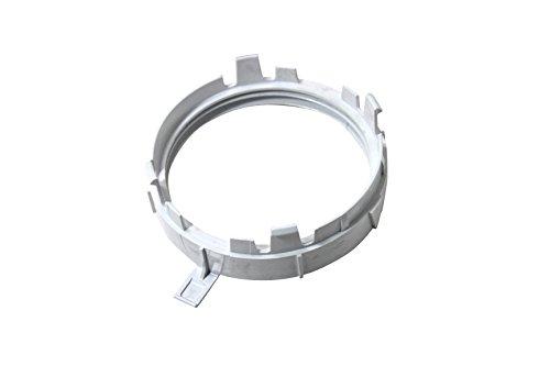 Zanussi 1250091004 Trocknerzubehör/UpM/Original Ersatz Entlüftungsadapter für Ihren Wäschetrockner/Vent Adapter