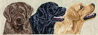 Pegasus Originals Labrador Retriever Counted Cross Stitch Chart