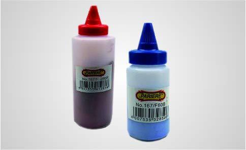 60 g Farbpulver blau (f. Schlagschnur)