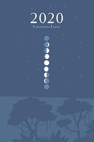 calendario lunar: agenda brujas 2020 I calendario lunar 2020 I