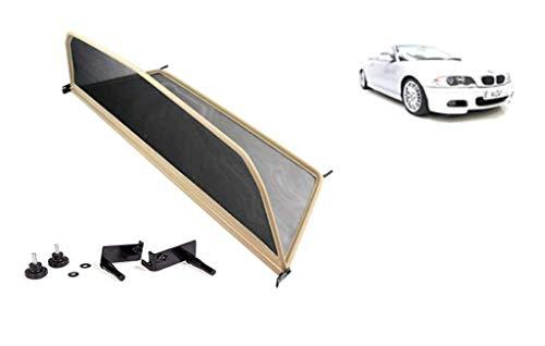 Tief Tech Windschott für BMW 3er E46 | 2000-2007 | Windabweiser