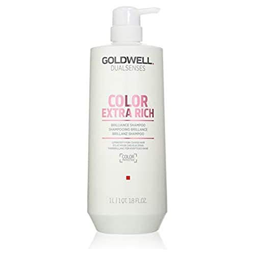 Goldwell Dualsenses Color Extra Rich Shampoo By Goldwell for Unisex - 34 oz. Shampoo, 34 Ounce