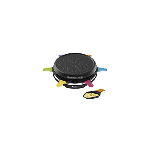 Tefal Raclette Colormania 6 Personnes RE12A012