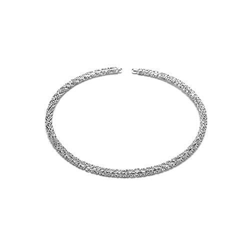VESTOPAZZO MI1506 – Collar gargantilla Crochet