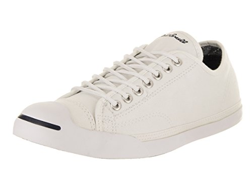 Converse Jack Purcell Low Profile Oxfords, White, 9