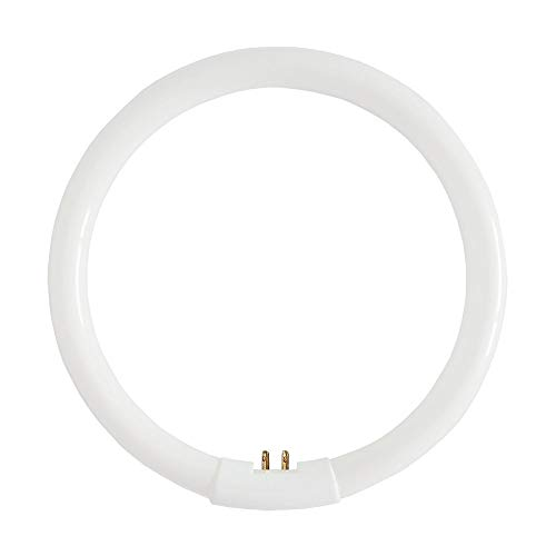 Leuchtstofflampe Ring Röhre T5 22W/827 warmweiß 2700K G10q innen