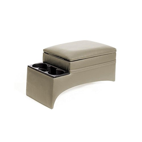 Texas Saddlebags Car and Truck Bench Console, Taupe (10314)
