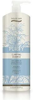 Natural Look Purify Clarifying Shampoo 1 Litre