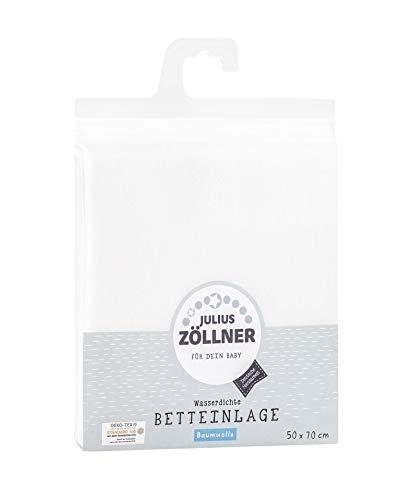 Julius Zöllner - Wasserdichte Betteinlage - Matratzenschutz 50 x 70 cm
