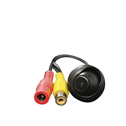 YATEK Mini Camara de Vision Trasera 360º Empotrable SL903C con Sensor MT9V136A
