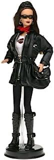 Harley-Davidson Barbie #3 Brunette Barbie Doll Motorcycle