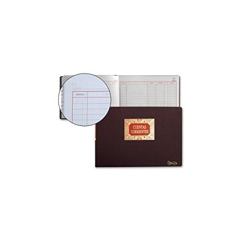 Miquelrius 4054 - Libro Cuentas Corrientes
