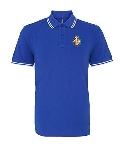 Barcelona 1899 - Polo de fútbol con logo bordado
