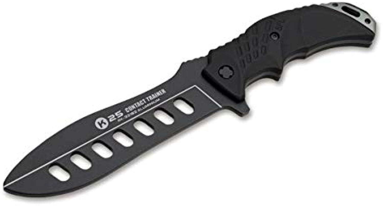 Unbekannt K25 Fixed Blade Trainer schwarz B07PHFWXZR  Verkaufspreis