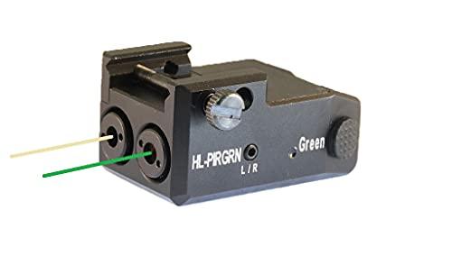 HiLight PIRGRN Infrared (IR) Laser Sight and Green Laser...