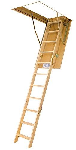 SCALA EXPERT Scala retrattile altezza soffitto Massima 2. 80m 70x120cm