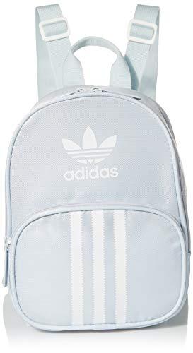 adidas Originals Santiago Mini Backpack, Blue/Halo Blue, One Size