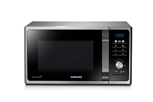 Samsung  MG23F301TCS Forno a Microonde, 800 W, Grill 1200 W, 23 l, 23 Litri, Argento