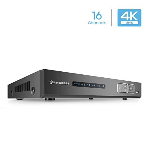 AMCREST 4K Ultra HD Camera