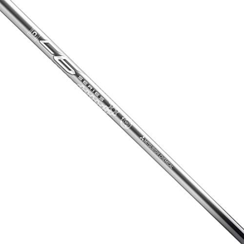MCA Golf Mitsubishi C6 Black Series Hybrid/Iron 60 Graphite Shaft, Regular Flex