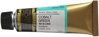Mijello Mission Gold Water Color, 15ml, Cobalt Green
