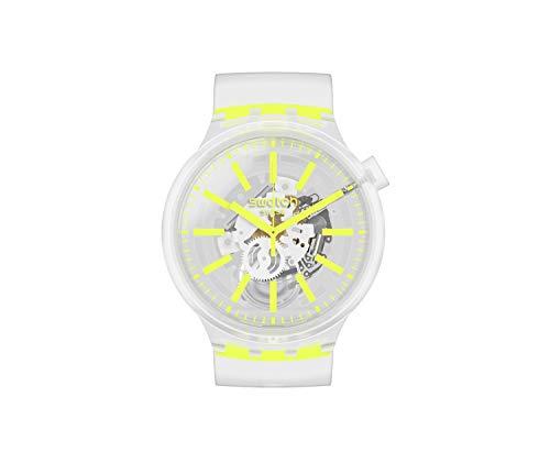 Swatch Big Bold Armbanduhr Yellowinjelly SO27E103