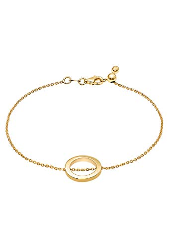 CHRIST Gold Damen-Armband 375er Gelbgold One Size 87328601