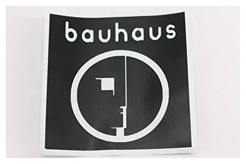 Aufkleber Bauhaus #01 - in 3 Größen