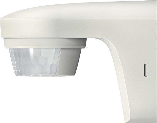 Theben theLuxa S150 WH Bewegungsmelder mit 150° Erfassungswinkel für den Außenbereich, weiß (1010500)