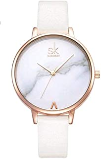 SK Dress Watch For Women Analog Leather - K0039L