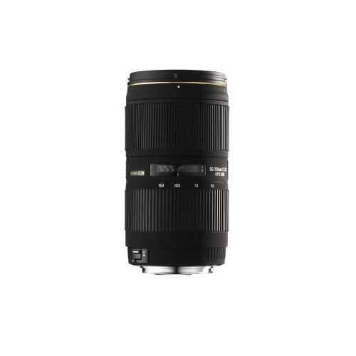 Sigma 50-150mm 2,8 EX HSM II APO DC Objektiv (67mm Filtergewinde) für Canon