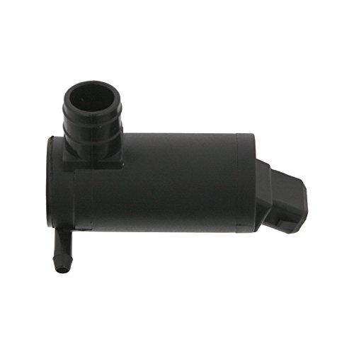 febi bilstein 06431 Waschwasserpumpe für Scheibenreinigungsanlage , 1 Stück