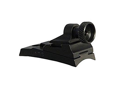 Williams WGRS-Black Diamond Guide Receiver Peep Sight Thompson Center Black Diamond