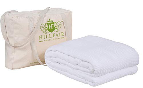 Hillfair Certified Organic Cotton Blankets