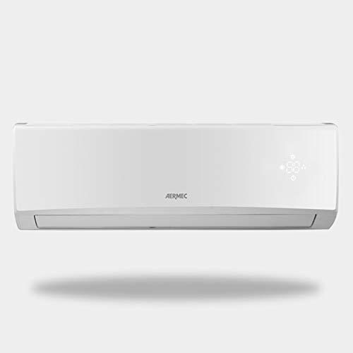 Monosplit Climatizzatore/Condizionatore AERMEC Ad Inverter 18000 BTU - 5,0 kE A++/A+ SLG500/SLG500W