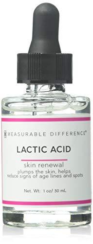 Measurable Difference Lactic Acid Face Serum, 1 Fluid Ounce