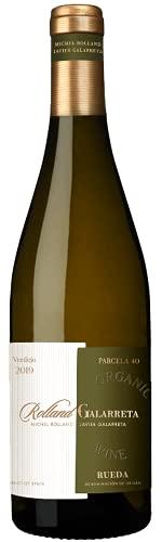 Rolland Galarreta Rueda Verdejo Organic, Vino Blanco, 1 Botella, 75cl