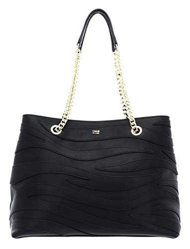 Roberto Cavalli Class Jeannine Handtasche schwarz