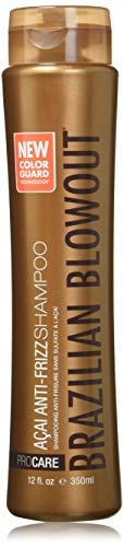 Brazilian Blowout Brazillian Acai Anti-Frizz Shampoo 350Ml/12 OZ