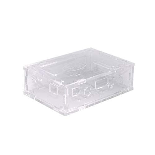 Sinovoip Transparentes Acryl-Gehäuse für Banana Pi M3, M2 Ultra, M64