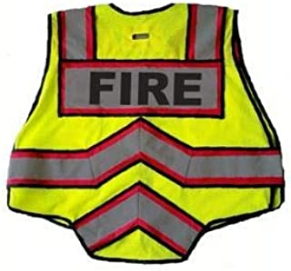 sheriff traffic safety vest